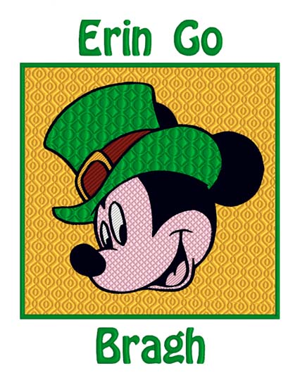 Mickey Irish